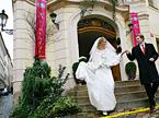 Венчание в Кафедральном соборе Кирилла и  Мефодия