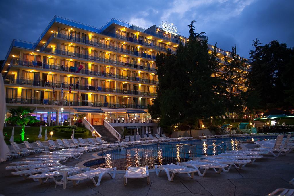кранево болгария фото отелей актуальная